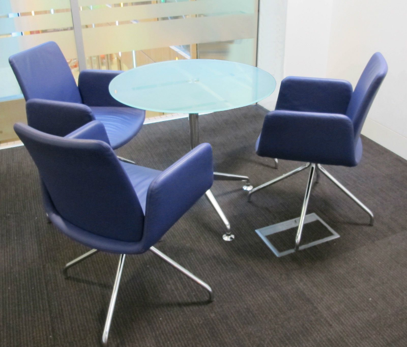 3 x dietiker lumi 4235 po designer chair meeting room Home Office Furniture Collections Home Office Furniture Design Ideas