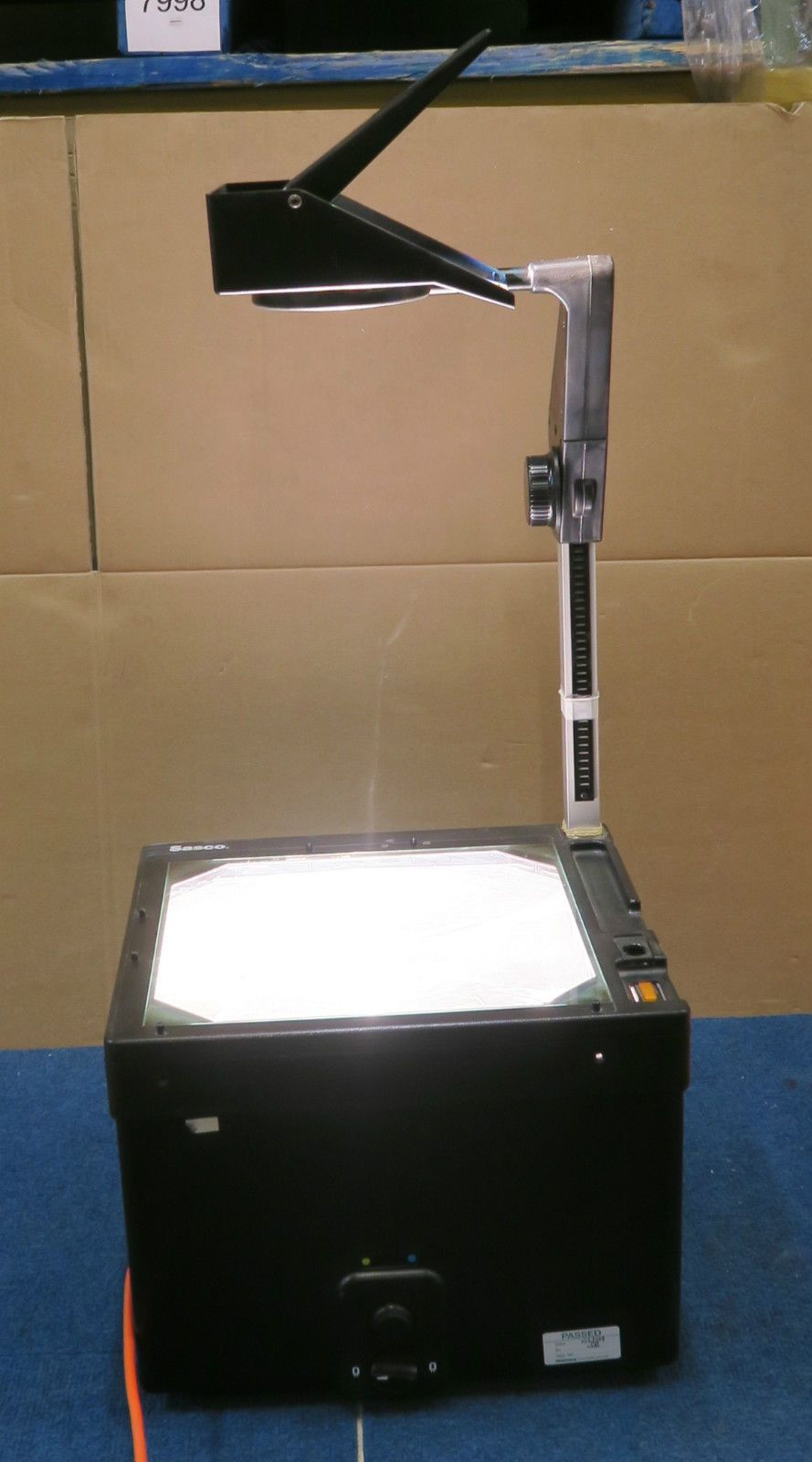 Anders Kern Economy 7 P Ohp Overhead Projector For Office