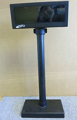 Digipos Point Of Sale Led Customer Height Adjustable