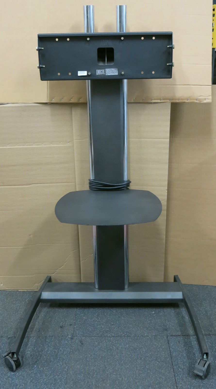 Unicol Monitor Stand Trolley For Panasonic Th42pw Plasma