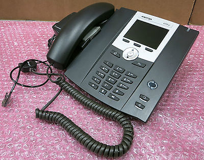 Aastra 6725ip Microsoft Communications Server VoIP Corded Phone with Lifter
