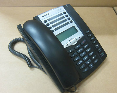 Aastra 6730i - Charcoal, Programmable Digital SIP Telephone / Phone A6730-0131