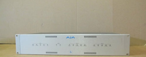 AJA IO 10-bit SDI Analog External Video Capture Card External Breakout Box