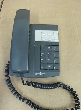 Alcatel 4001 Office Phone Business Display Telephone DECT VoIP