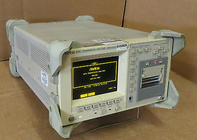 Anritsu MD6420A Data Transmission Analyzer