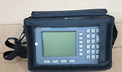 Anritsu Spectrum Master MS2711B 100 kHz To 3.0 GHz Handheld Spectrum Analyzer