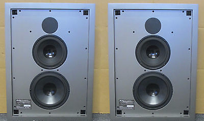 Artcoustic DFS75-55 On Wall Home Cinema Studio Loud Subwoofer Sound System pair