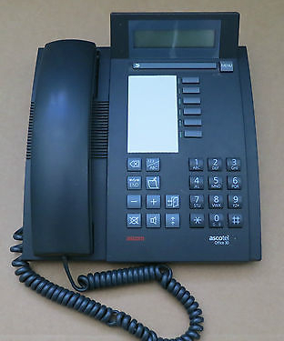 Ascom Aastra Ascotel Office 30 Digital Telephone Handset EG960 K2 UK