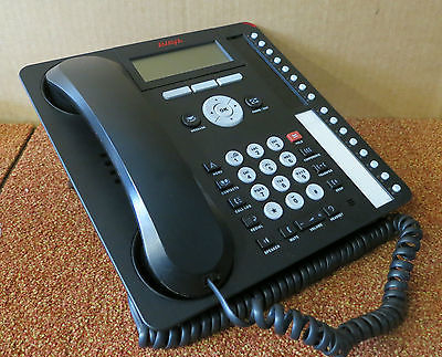 Avaya 1416 IP VOIP LCD Phone Telephone 1416D02A-003 700469869
