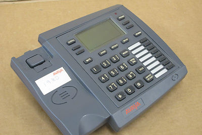 Avaya 2030 Phone  LCD Display Telephone 38UTN0002UKAL