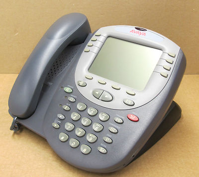 Avaya 2420 Business Office 2420D01A Telephone Phone Digital VoIP IP 700203599