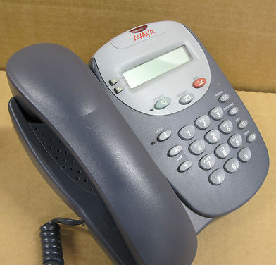 Avaya 4602 IP VOIP Telephone Desk Display Phone 700221260 4602D01A IP400/500