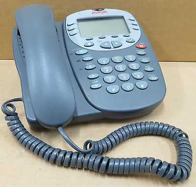 Avaya 4610SW 4610 SW Business Telephone Phone VoIP IP SIP 700381957 With Base
