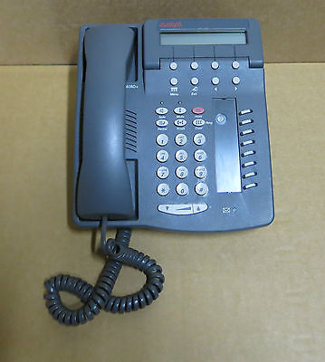 AVAYA 6408 Series Call Handling And Phone Features