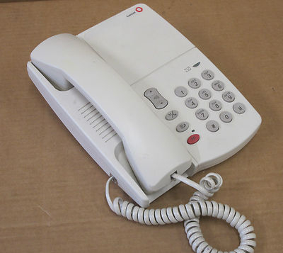 Avaya / Lucent / 6210 Analoge White Telephone Phone Handset