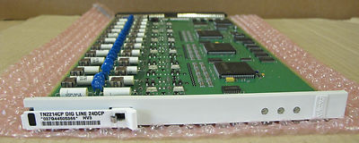 Avaya TN2214CP HV3 DIG Line 24DCP Module Card for Definity Telephone System