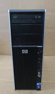 Avid Media Composer 6 HP Z400 3.33GHz Workstation 6GB 1.8TB NVIDIA DVD KK740ES