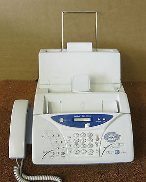 BROTHER FAX-1030e Plain Paper Thermal Transfer Fax, Digital Answering Machine