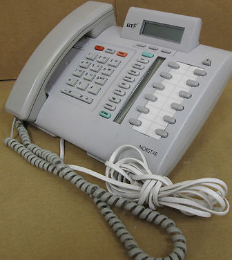 BT Norstar M7310N Business Telephone Phone System-Dolphin Grey, NTA802AA-93