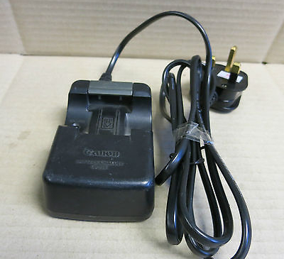 Canon Battery Charger for Digital Camera Ixus 110-240v 4.2v/8.4v 600mAh - CB2LE