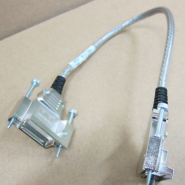 Cisco CAB-STACK 0.5m Stackwise leads 72-2632-01 REV A0* 41826 APH - FREE UK DEL