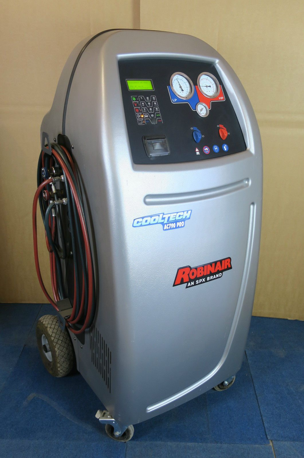 CoolTech Robinair AC790PRO R134a Automatic Air Conditioning A C Vehicle  Service