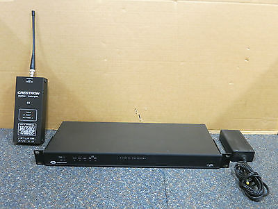 Crestron CP2E Control Processor With CNRFGWA RF Wireless Receiver & PSU