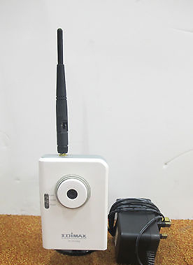 Edimax IC-1510Wg - Fast Ethernet 802.11b/g Wireless Internet Security Camera