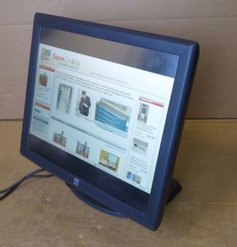 "Elo TouchSystem 1915L Touchscreen 19""  Desktop Touchmonitor  - With Stand"