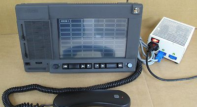 Etrali Trading Traders Telephone Phone Turret - Touchscreen Touch Screen