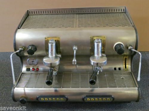 Fiorenzato Fenice 2G Commercial Espresso Coffee Machine Single Phase + Grinder