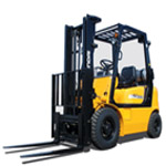Forklift Trucks - All low hrs
