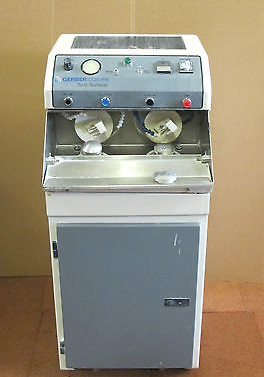 Gerber Coburn Toric Surfacer Optician Optical Lens Polisher / Finer Machine