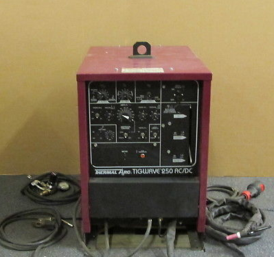 Hobart Tig Welder >> Hobart Thermal Arc Tigwave 250 Ac Dc Tig Welder Welding Machine
