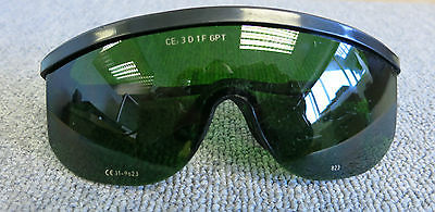 IPL Laser Safety Glasses 31-9623, 3199-9623SY D 166-F CE 3 DIF GPT