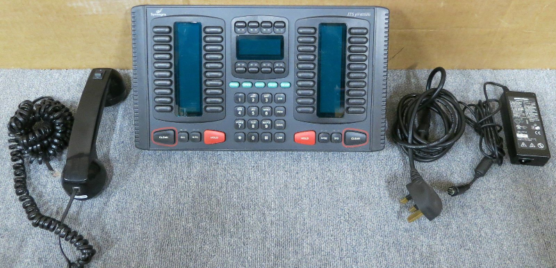 ITS BT Syntegra PV405Hi User Station Turret Modular Dealer Phone Traders