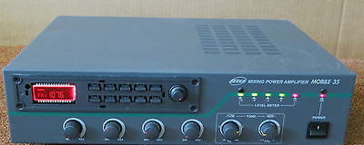 Jedia Mixing Power Amplifier Mobile 35 35W PA Public Address System Amp
