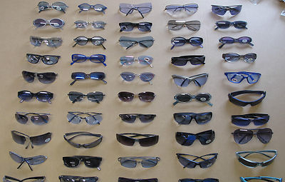 Joblot 100 x SEEN,UV Protective Cat 0-3 Adult Designer Sunglasses,Optical Frames