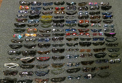 Joblot 117 x SEEN,UV Protective Cat 1-3 Adult Designer Sunglasses