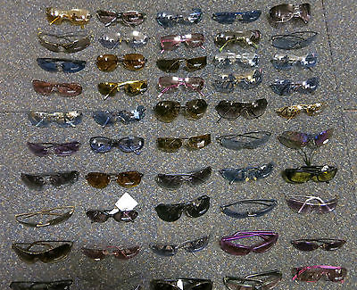 Joblot 50 x BeYu,UV Protective Cat 0-3 Adult Designer Sunglasses, Optical Frames
