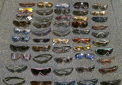 Joblot 50 x BeYu, UV Protective Cat 0-3 Adult Designer Sunglasses,Optical Frames