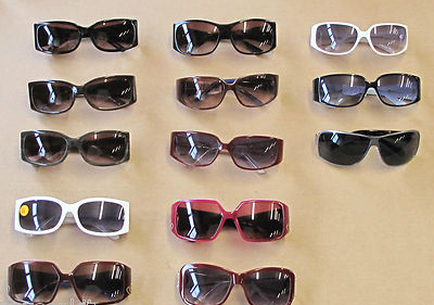 Joblot 57 x Azure,UV Protective Cat 3 Adult Designer Sunglasses,Optical Frames