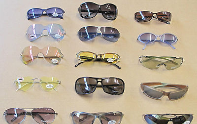Joblot 58 x SEEN,UV Protective Cat 0-3 Adult Designer Sunglasses,Optical Frames