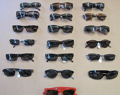 Joblot 76 x Flyer,UV Protective Cat 3 Adult Designer Sunglasses,Optical Frames