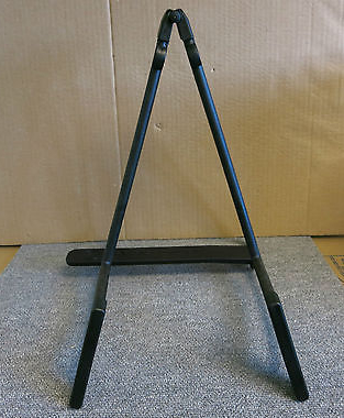 Konig & Meyer 17580-000-55 New Heli Acoustic Guitar Stand - Black