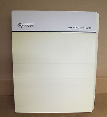 KPN Telcom Vox Novo Compact 27-3703 Telephone & Answering Systems