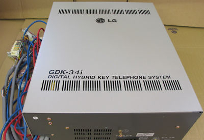 LG GDK-34i Digital hybrid key Phone Telephone Business office System Hi spec