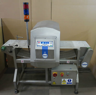 Loma IQ3 Detection Head Conveyor Belt Food Metal Detector Inspection Bakery