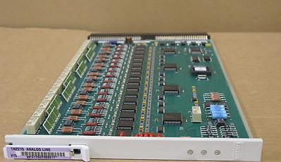 Lucent Avaya TN2215 Analoge Line Card 16 Port V15 Telephone & Answering Systems