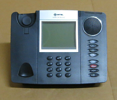 Mitel 5235 IP Phone Telephone VoIP 50004310 56006460 Touch Screen LCD Phone
